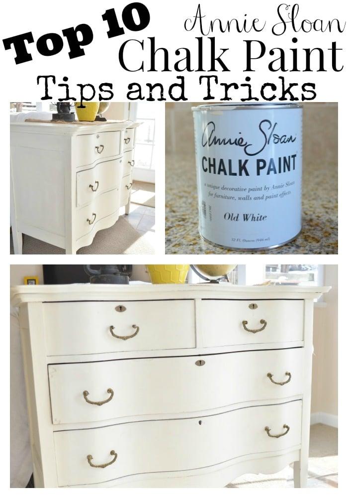 Top 10 Chalk Paint Tips