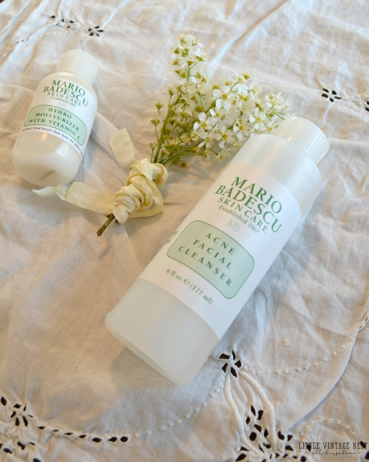 Current Loves Mario Badescu Skin Care