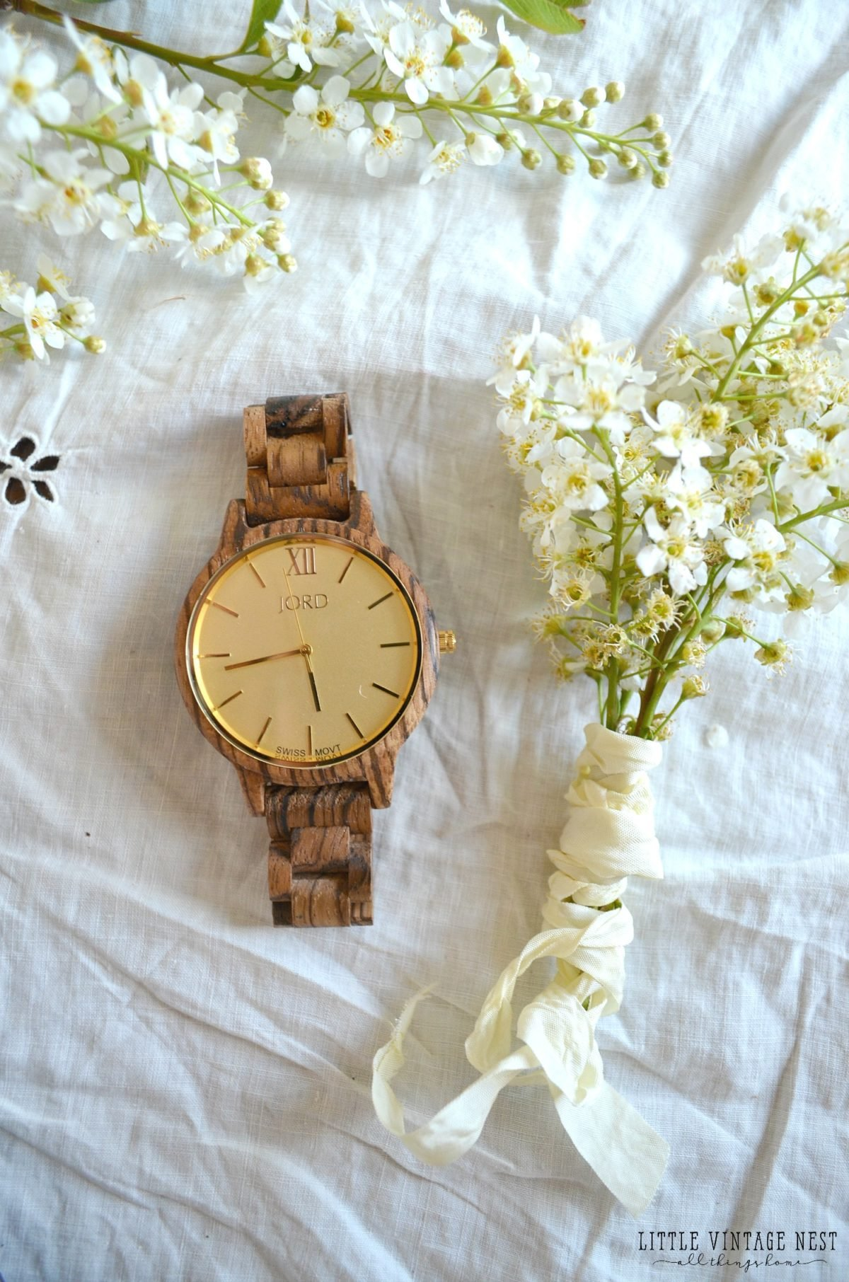 Current Loves JORD Watch
