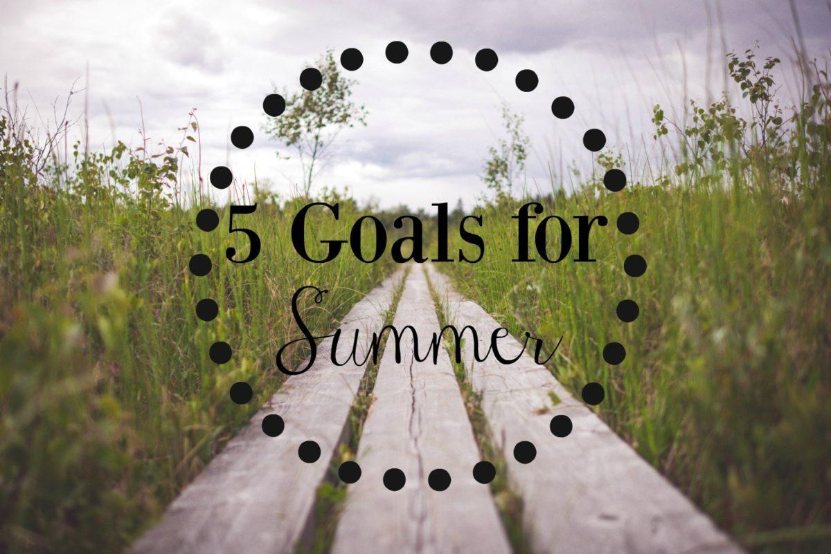 5 Goals for Summer