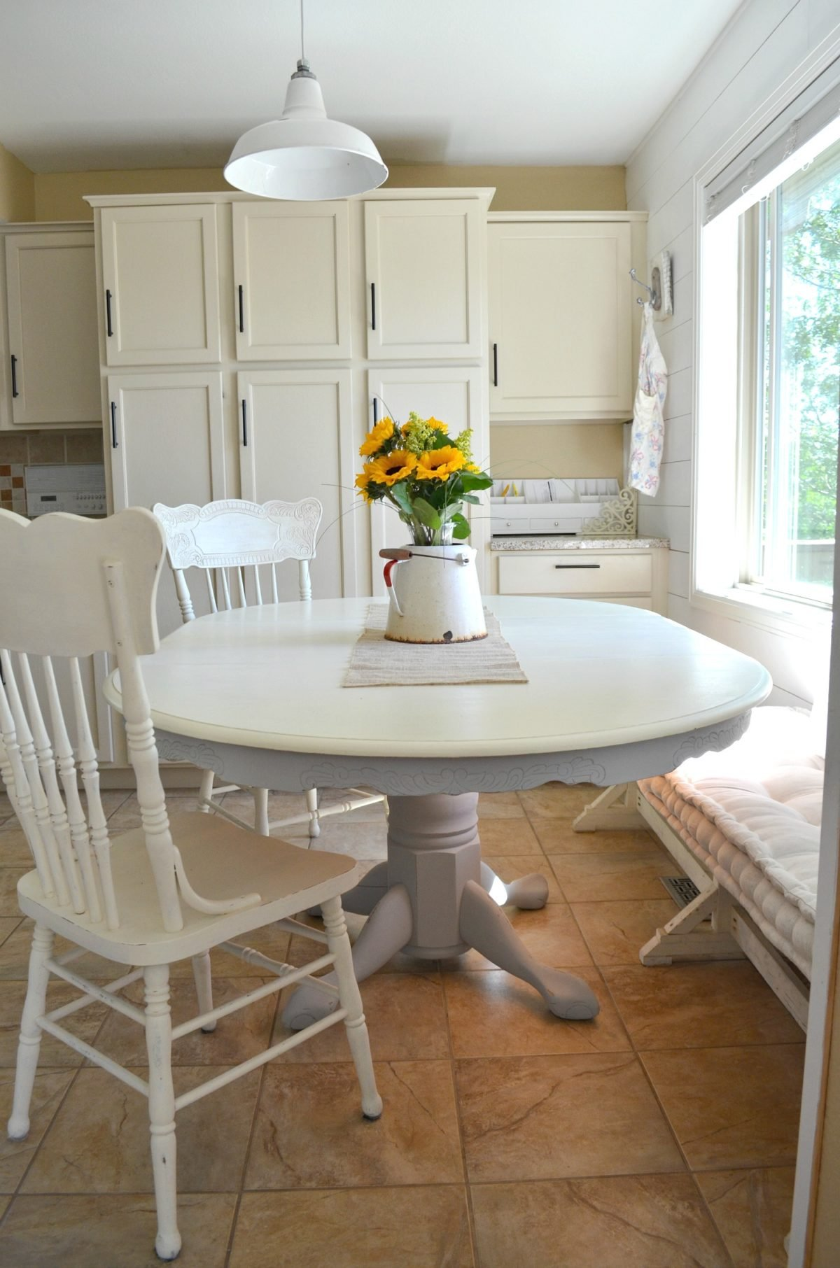DIY Projects - Chalk Paint Dining Table Makeover | Sarah Joy ...