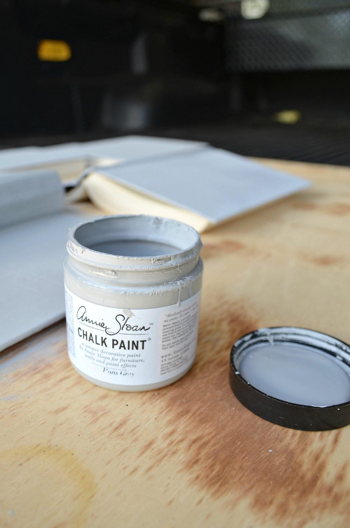 Paris Gray Chalk Paint