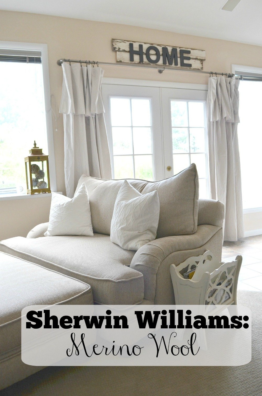 Merino Wool Sherwin Williams Paint Color