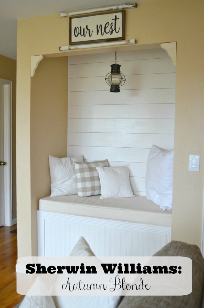 The Perfect Farmhouse Paint Color