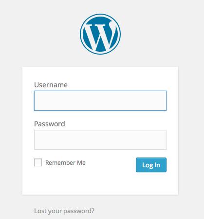 17-wordpress-login