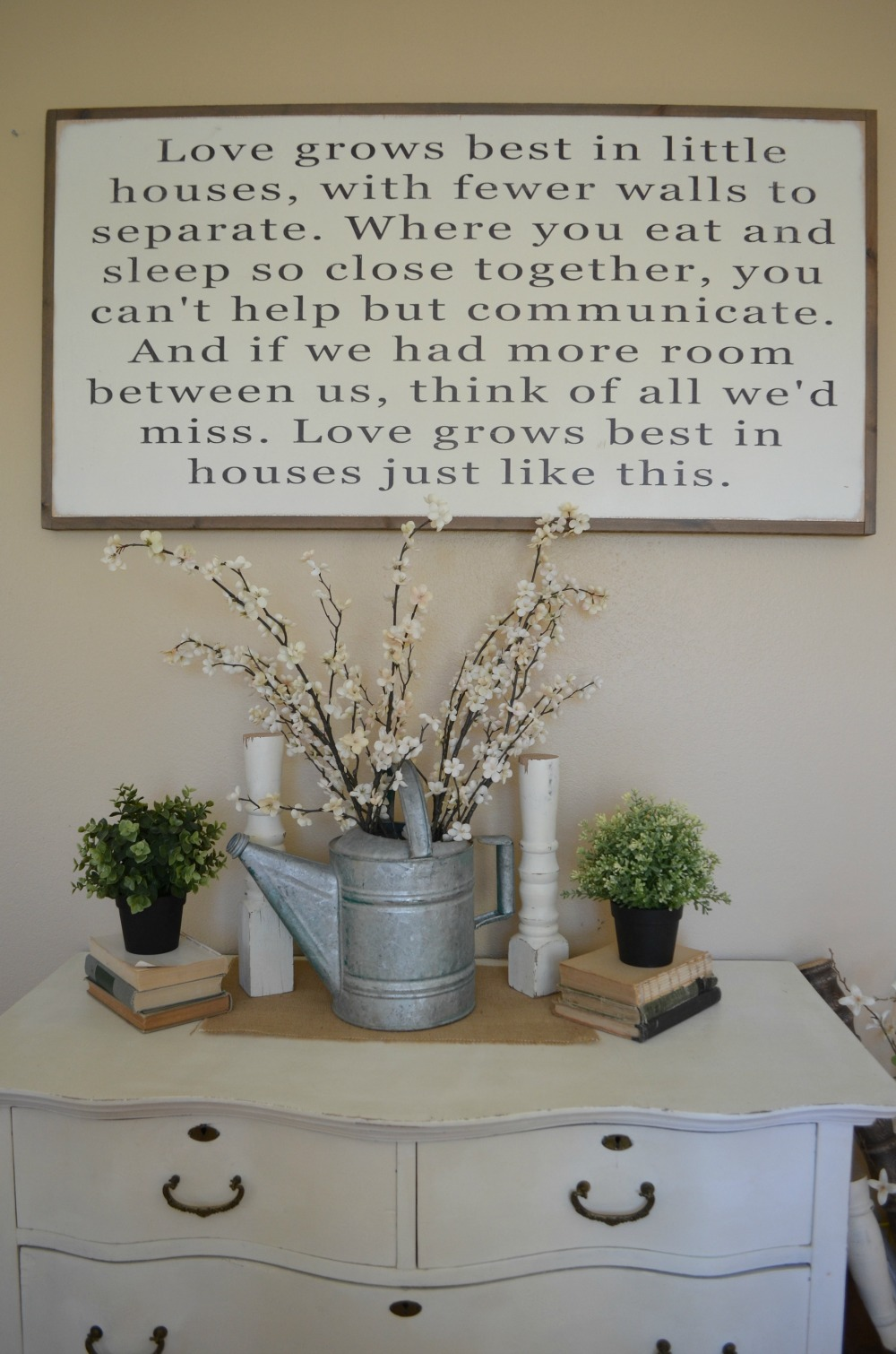 Farmhouse Dining Room Sign
