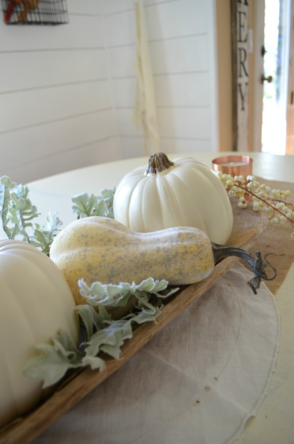 Neutral Fall Centerpiece