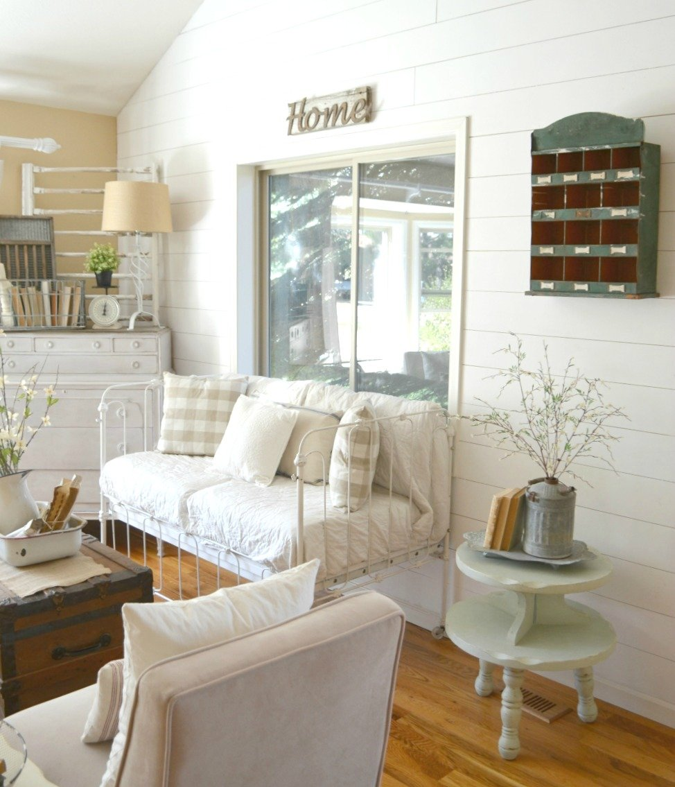 Vintage Farmhouse Home