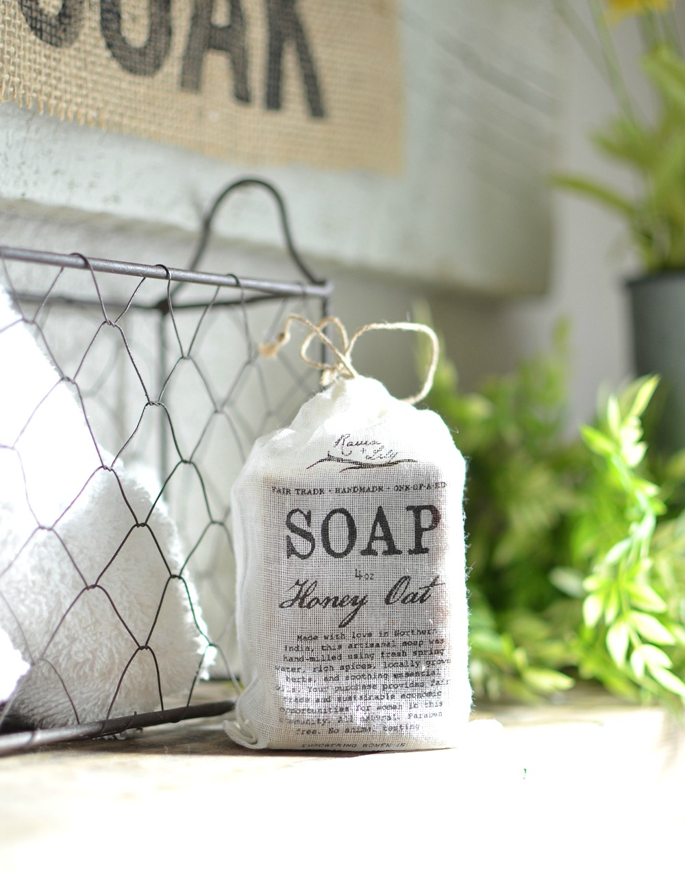 5 things I'm loving right now: Raven + Lilly fair-trade soap