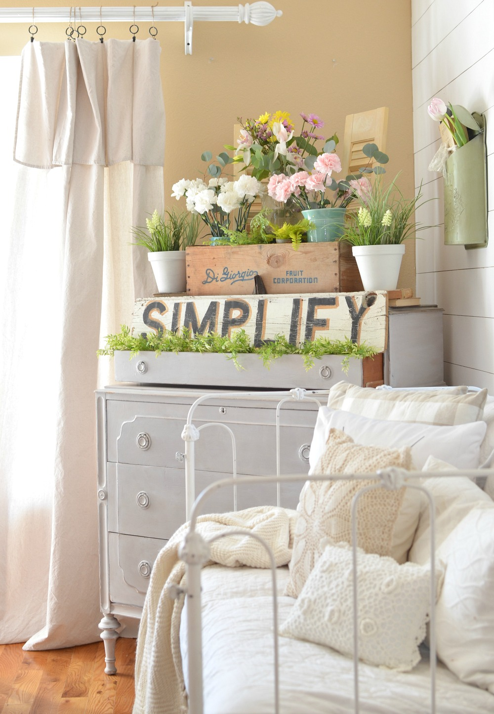 My Top 5 Most FAQ's. Paint colors, furniture, how to start a blog & more
