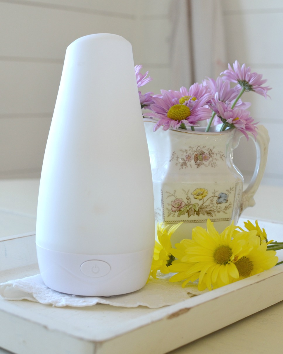 5 Things I'm Loving Right Now: Essential Oil Diffuser