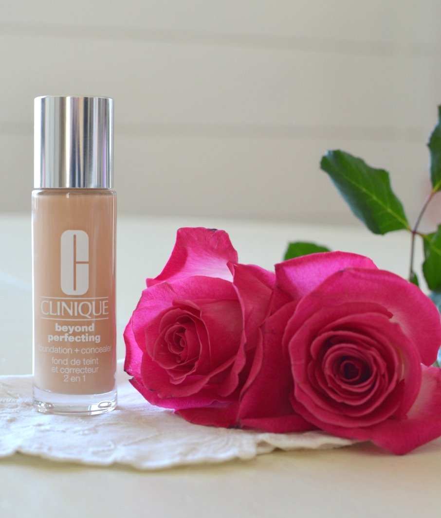 5 Things I'm Loving Right Now: Clinique Beyond Perfecting Foundation