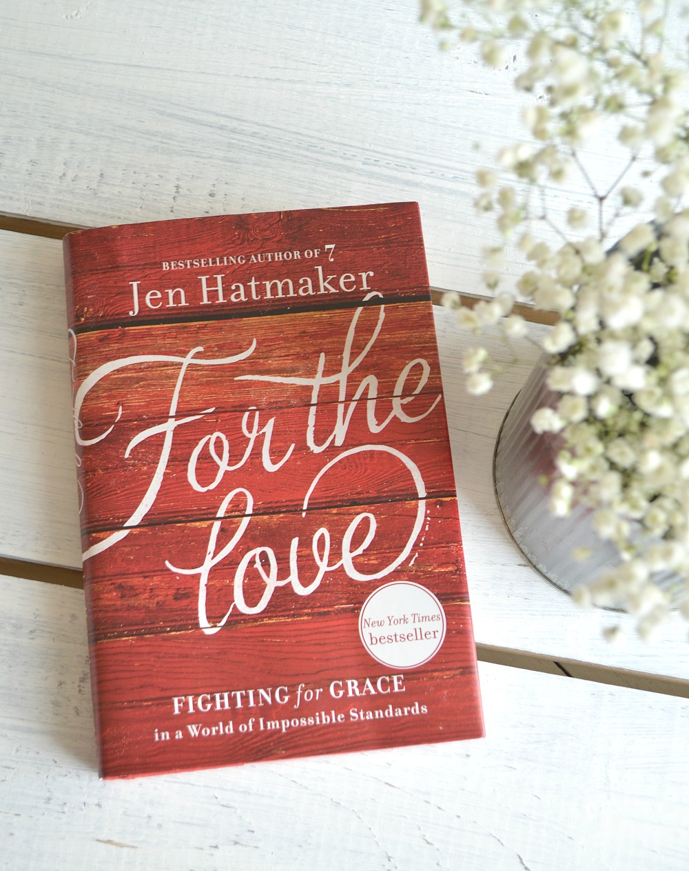 Friday Favorites: For the Love Book by Jen Hatmaker