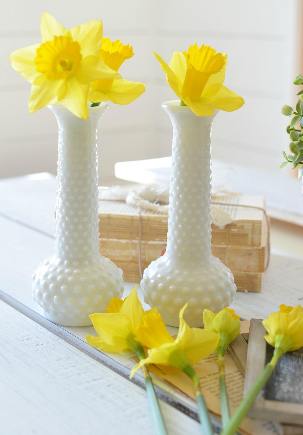 Friday Favorites: White Heirloom Vases from Magnolia Market