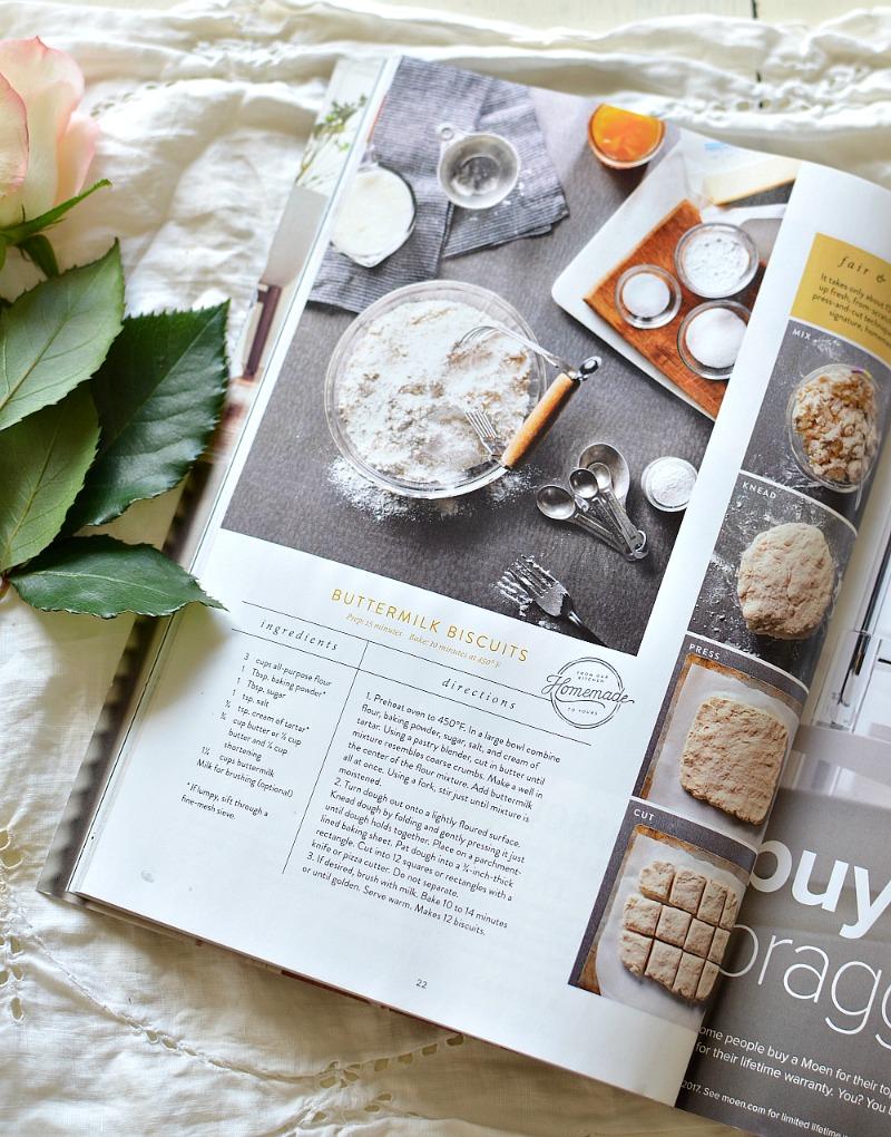 Friday Favorites: Magnolia Home Journal