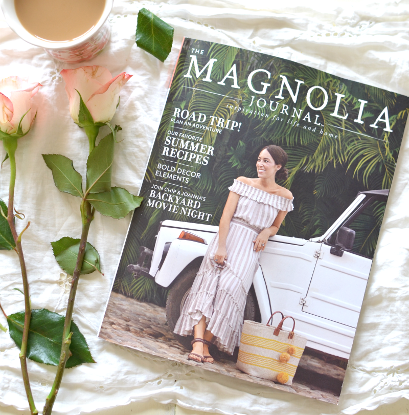 Holiday gift idea for the home decor lover: Magnolia Home Journal