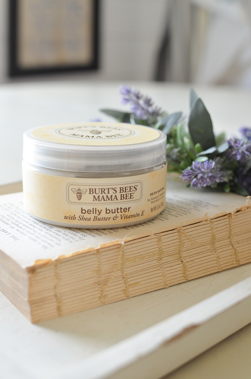 Friday Favorites: My 5 Essentials for Pregnancy: Belly Butter