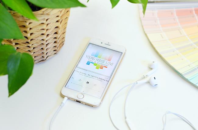 Favorite Podcasts for Home Design