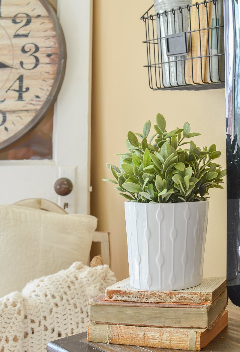 Favorite Farmhouse Style Faux Greenery