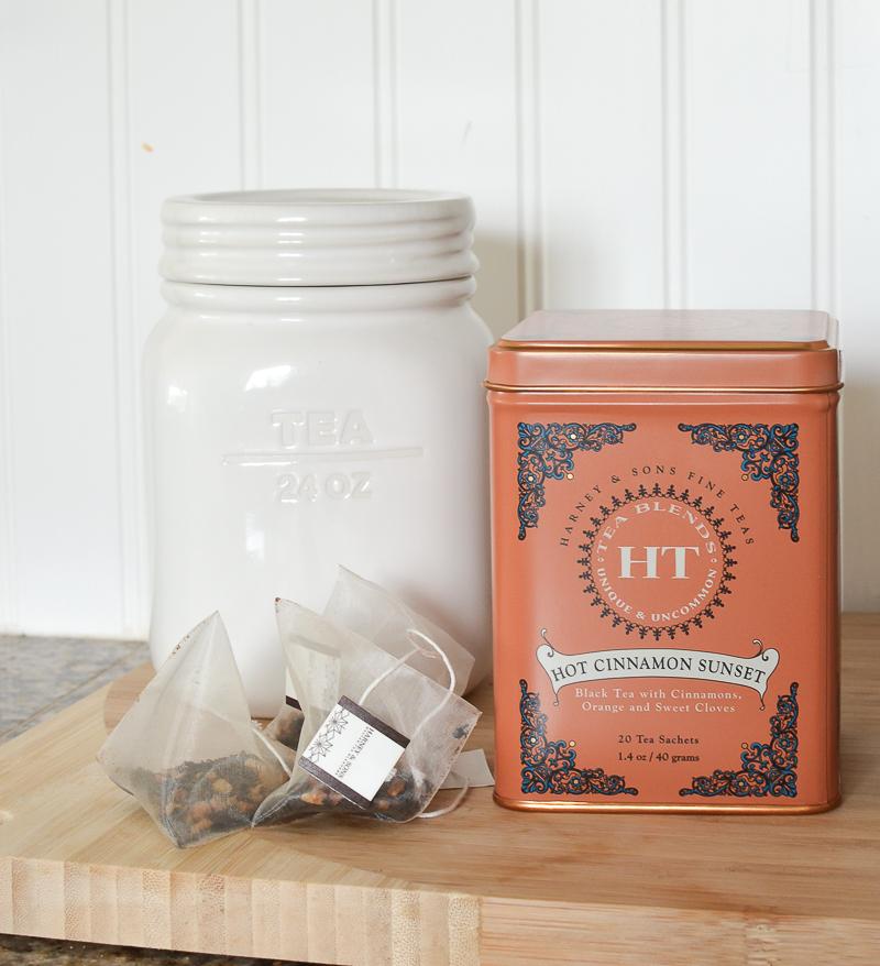 Favorite Tea for Fall