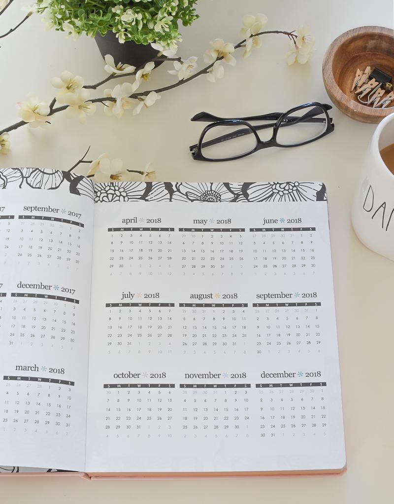 2018 Erin Condren Planner Review