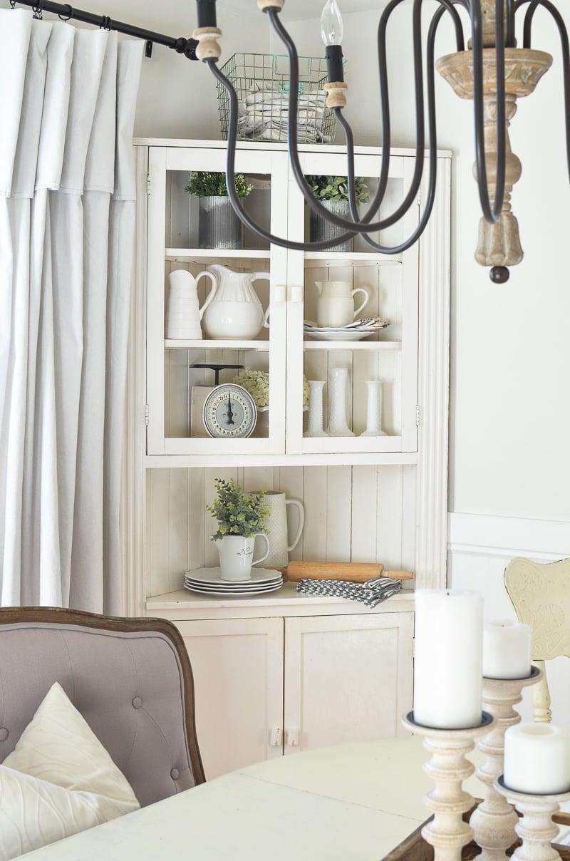 Antique Farmhouse Cabinet