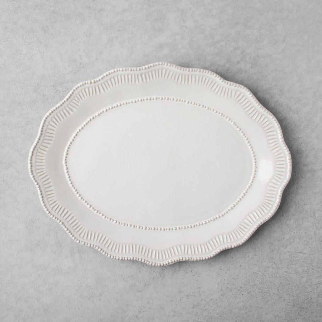 farmhouse style serving platter