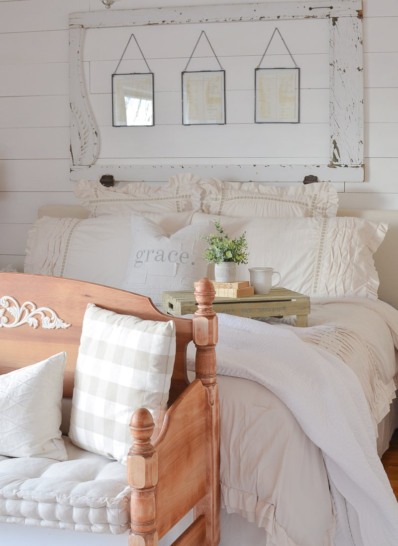 Farmhouse Bedroom Updates
