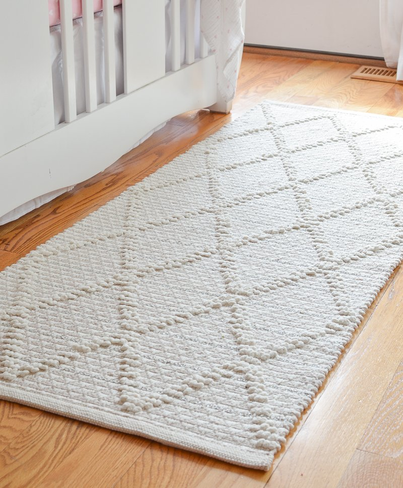 Easy trick to keep rugs from sliding on wood floors