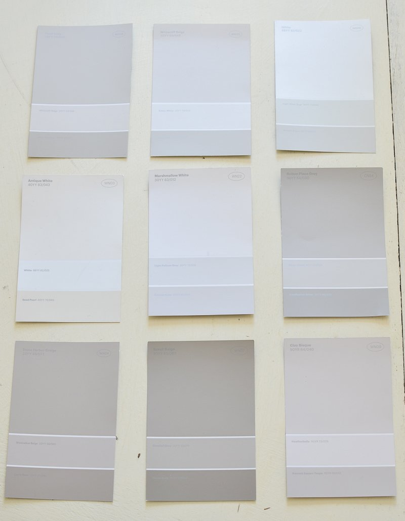 How to Choose the Perfect Paint Color. Five tips that make it easy!