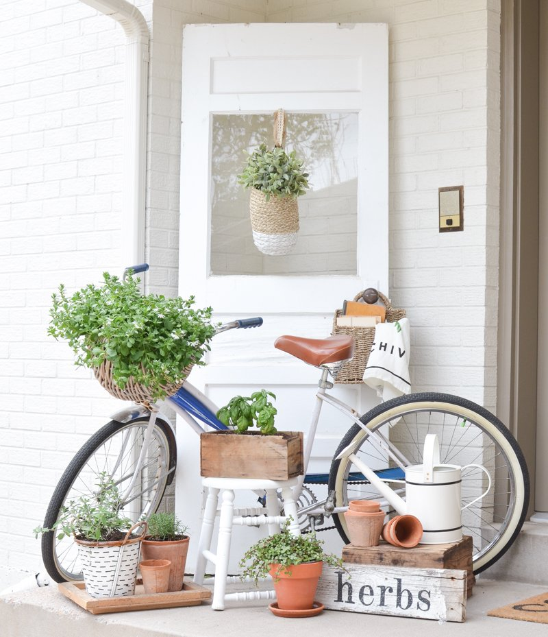 The best farmhouse style summer decor ideas