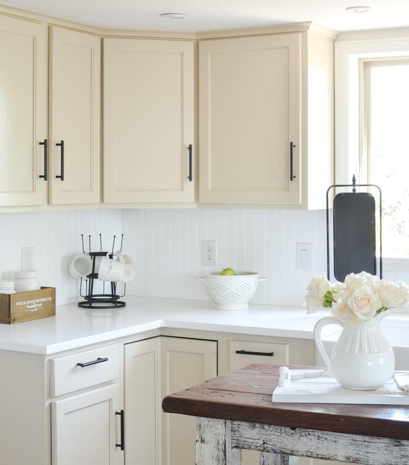 An Honest Review Of Our White Quartz Countertops