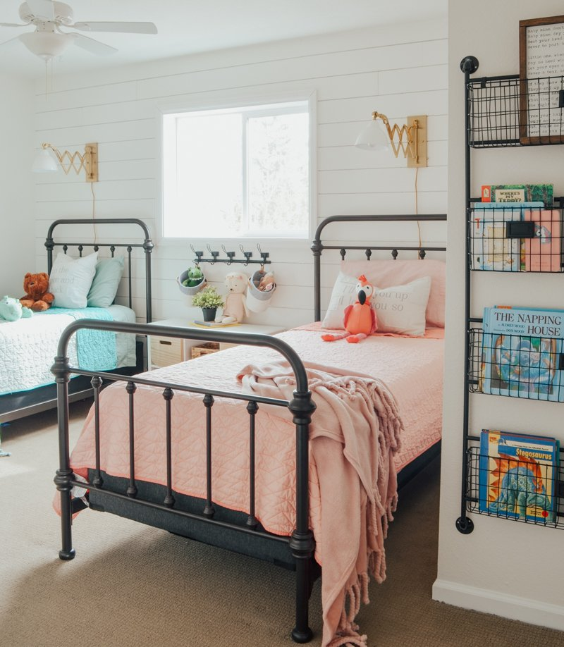 Cottage Style Kids Bedroom Reveal! - Sarah Joy Blog