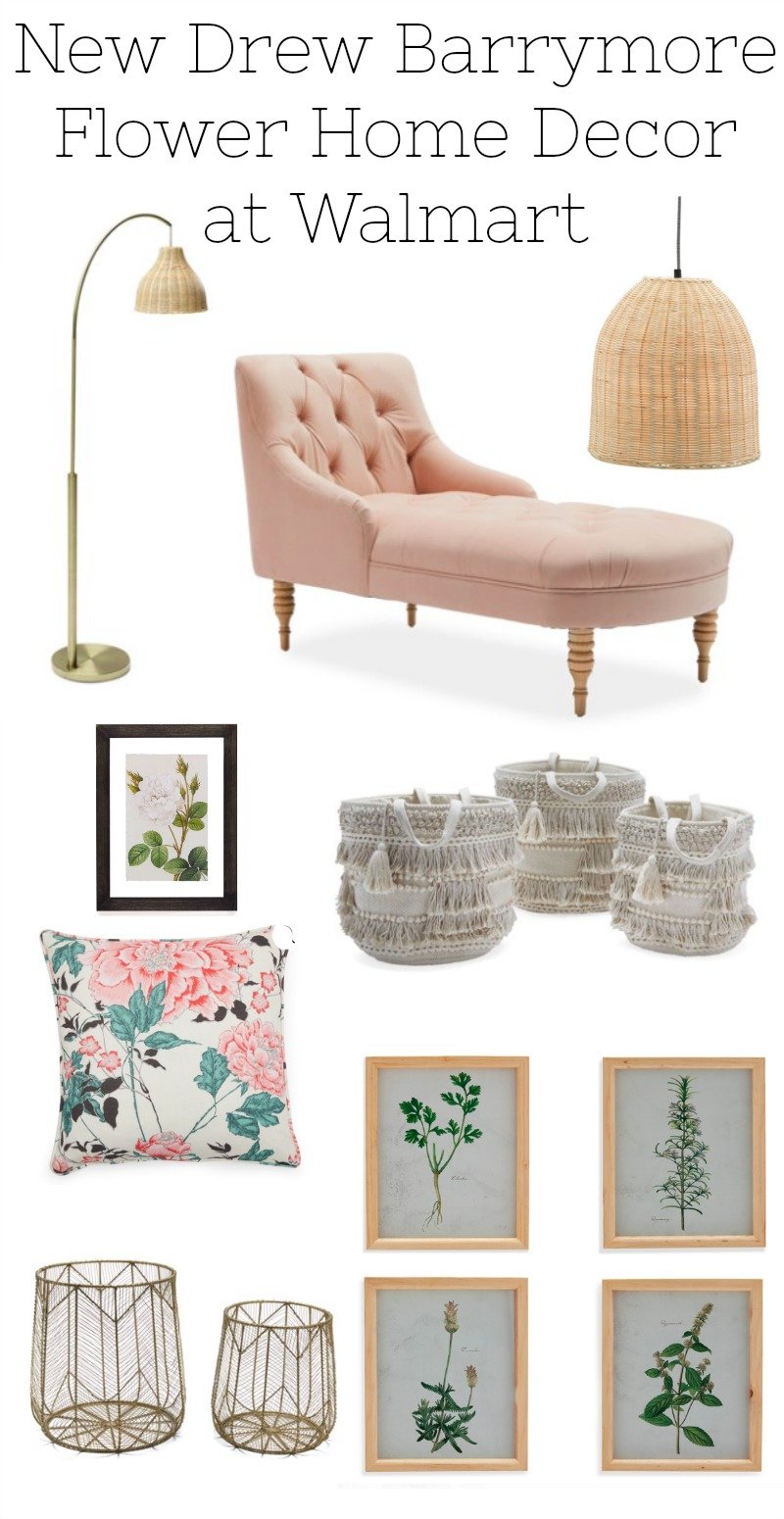 Well I Dont Think This Has Ever Happened Before On The Blog But Im Doubling Up Posts Today Because DREW BARRYMORE JUST LAUNCHED A HOME DECOR LINE AT
