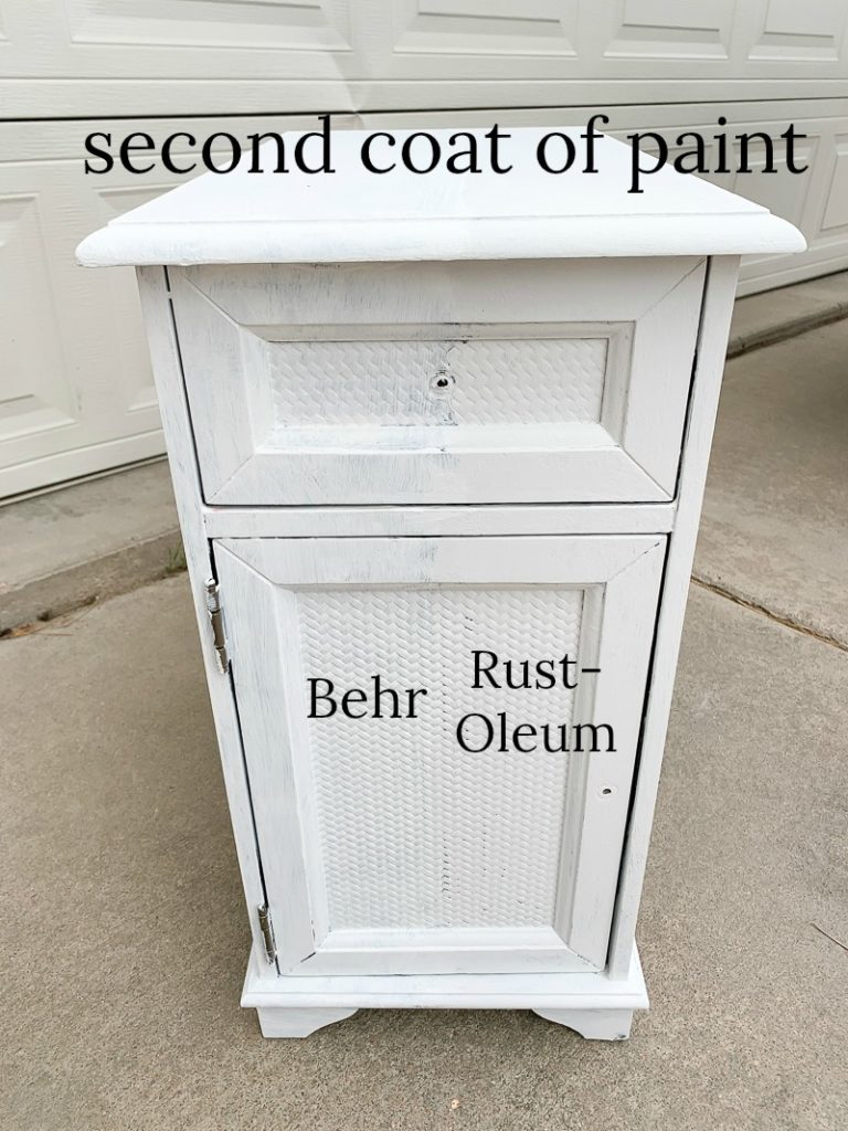 Behr Chalk Paint Vs Rust Oleum Chalk Paint Sarah Joy Blog