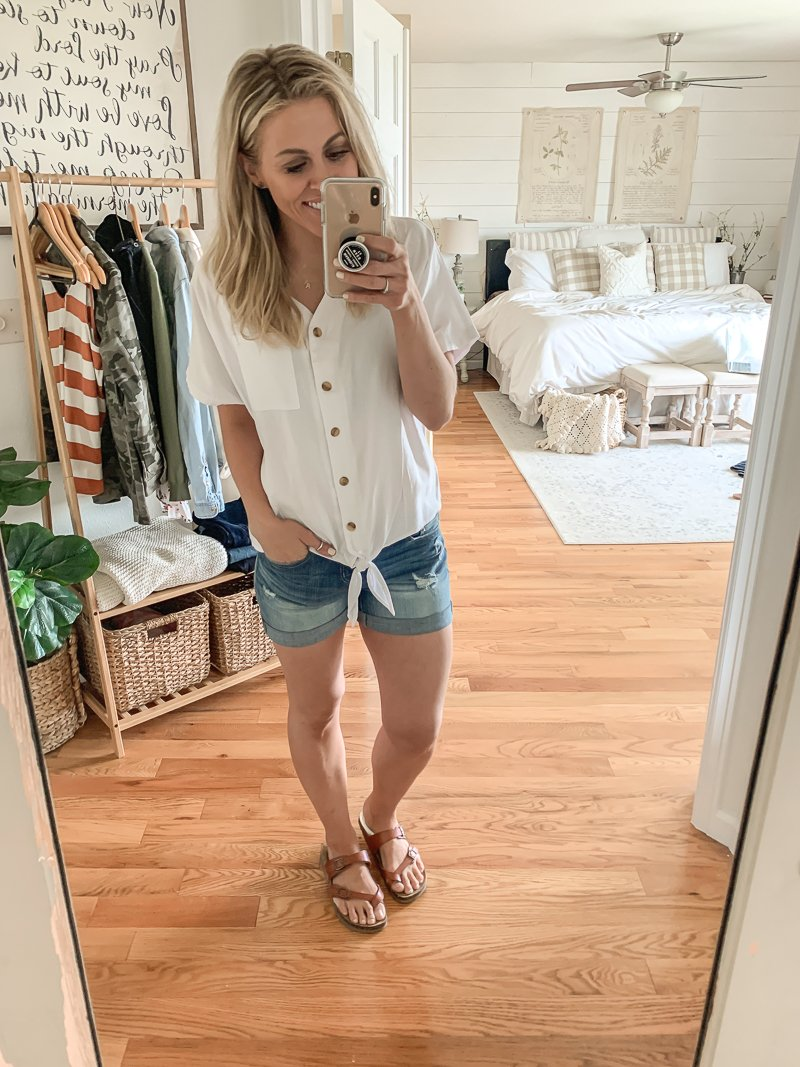 Summer Clothing Haul from Walmart
