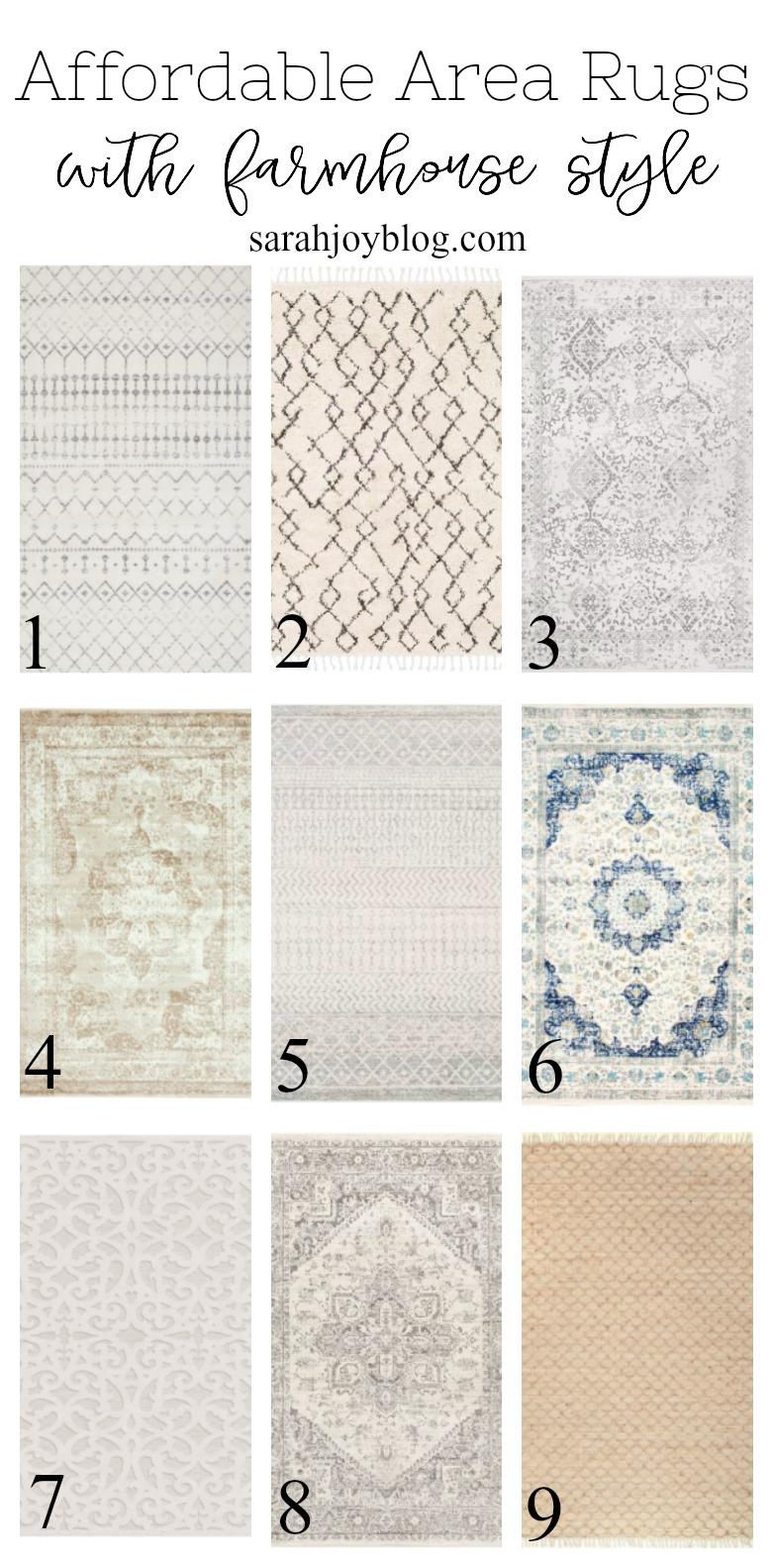 Weekend S Affordable Rugs Sarah Joy Blog