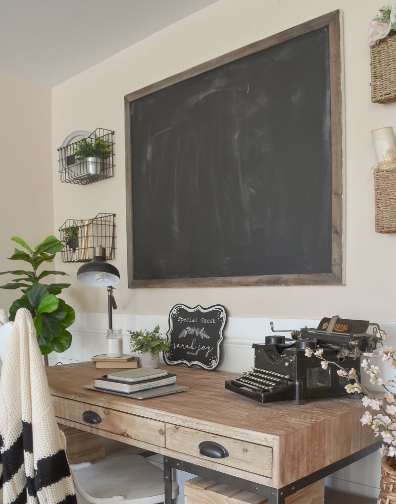 Farmhouse Style Home Office