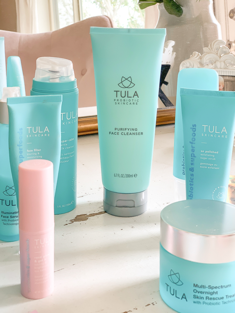 The Ultimate Tula Skincare Guide--My Top Favorites! The best Tula skincare review.