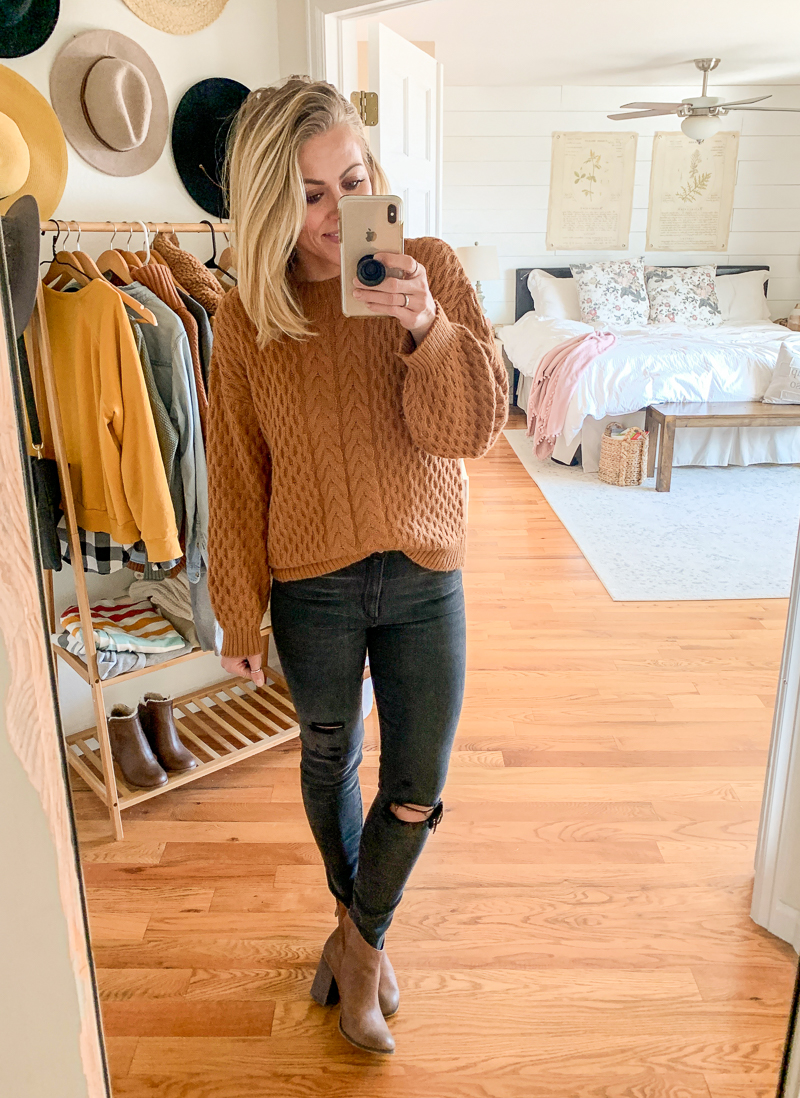 Thanksgiving Outfit Ideas: Five Sweaters Under $50