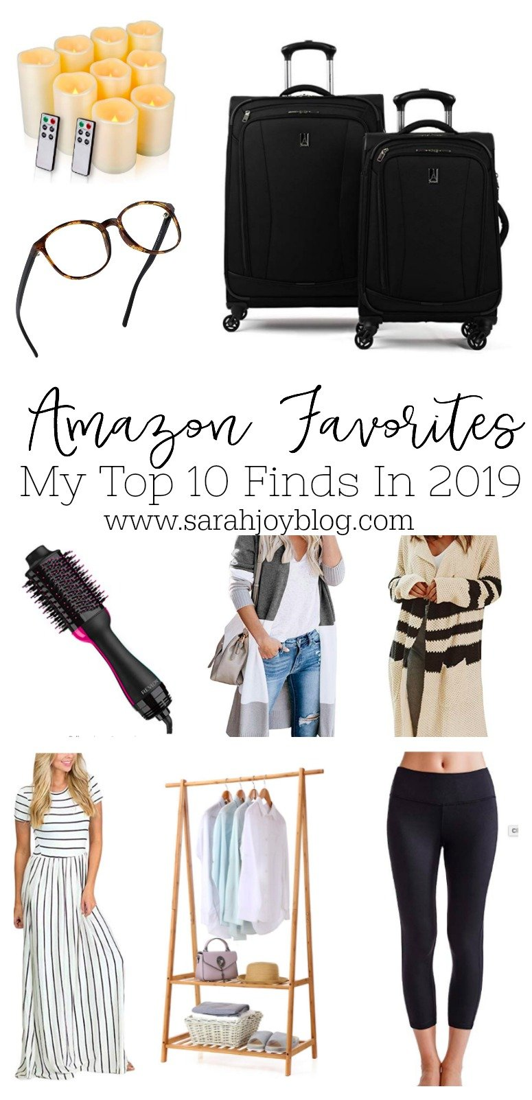 Amazon Favorites from 2019. My Top 10 Amazon Finds in 2019.