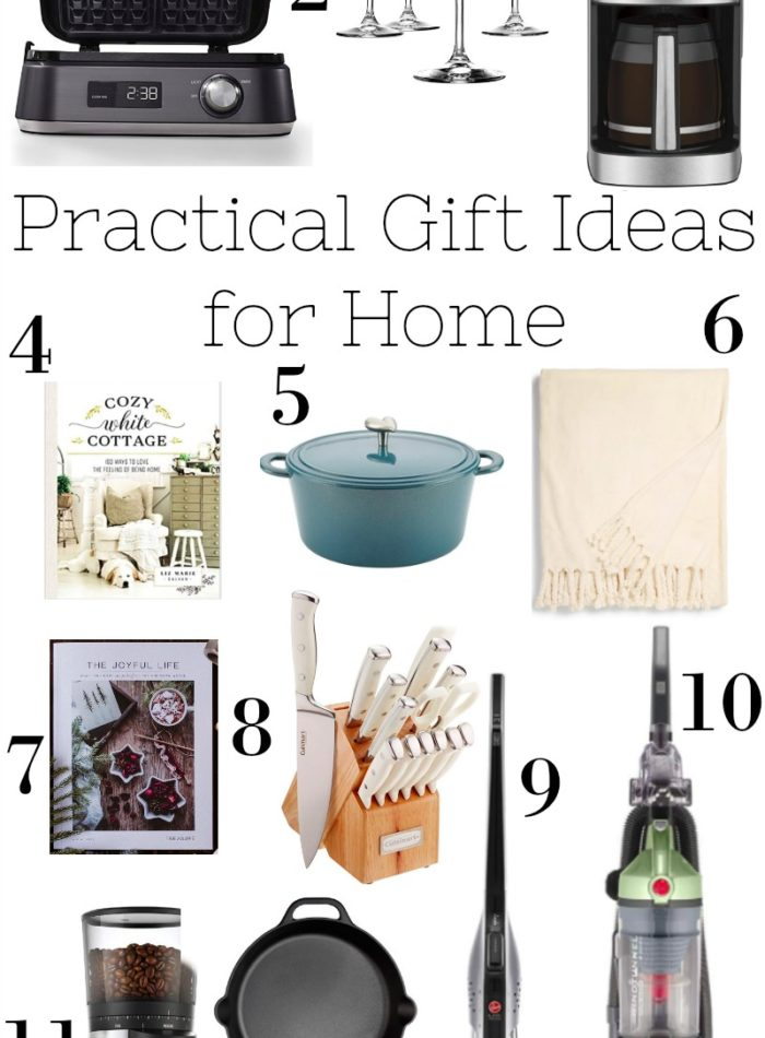 Practical Gift Ideas for Home