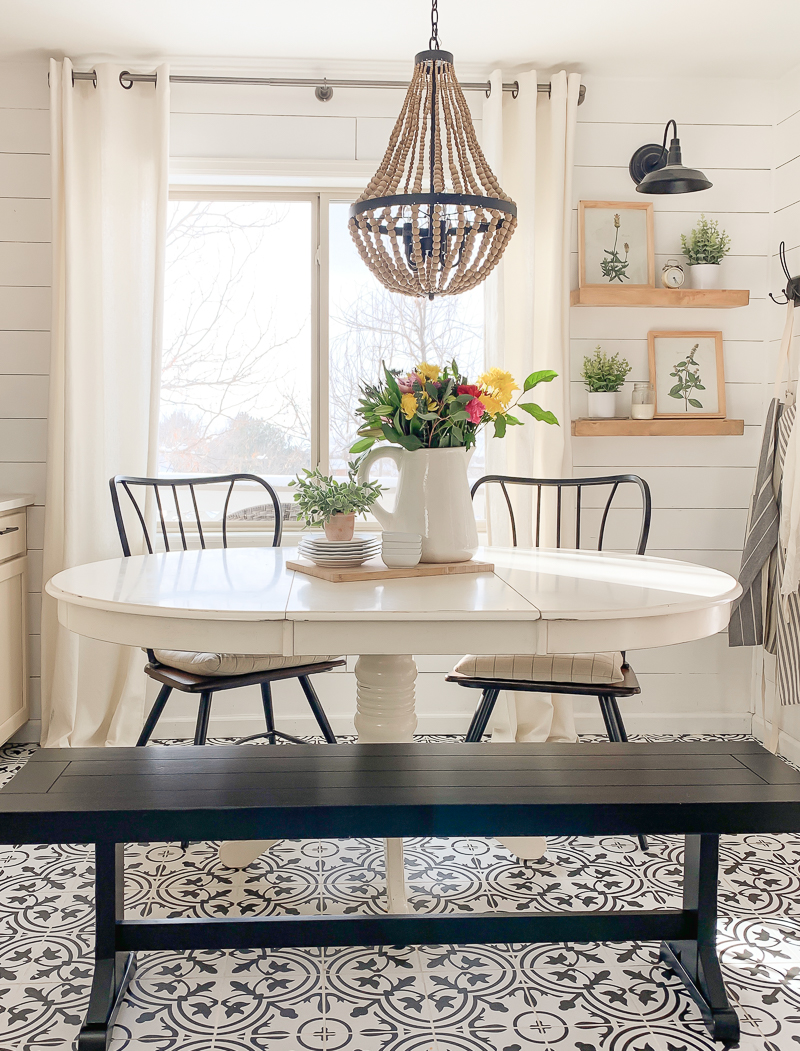 How to Transition from Winter to Spring Decor