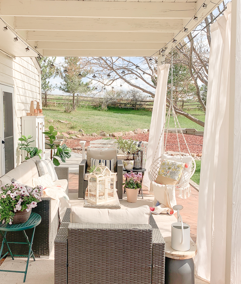Outdoor Decor Week: Summer Patio Decor!