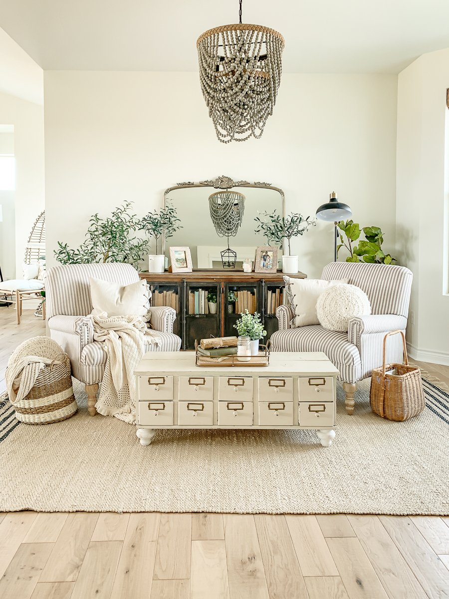 Cozy Spots in the House. Cozy living room decor inspiration.
