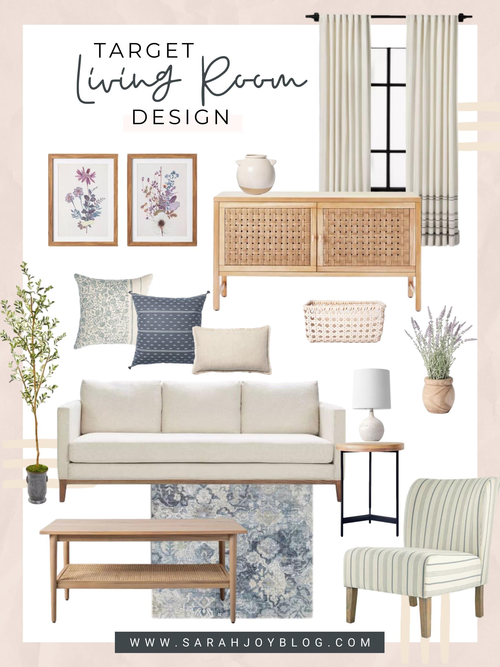Target Living Room Design