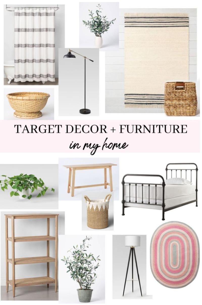 TARGET DECOR FAVORITES